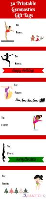 30 free printable gymnastics gift tags gymnastics gifts
