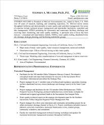 Sample Engineering Manager Resume by Cover Letter Construction And Project Management Specialist Resume