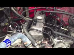 93 jeep engine how to change a valve cover gasket 93 jeep wrangler yj