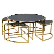 black and gold side table black and gold coffee table stunning black and gold coffee side