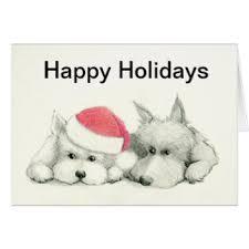 westie christmas cards photocards invitations u0026 more