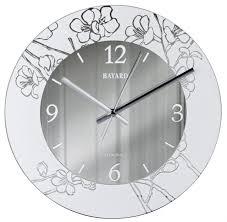 horloge murale cuisine étourdissant pendule murale cuisine avec horloge murale de salon en