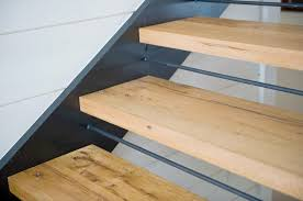 wood stair covers home design