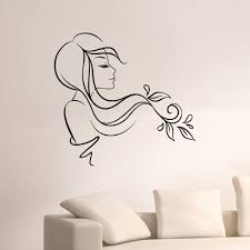 beauty hair salon decor vinyl wall art decal sticker wall art beauty hair salon decor vinyl wall art decal sticker