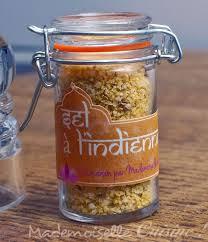 actu cuisine sel épicé maison à l indienne cadeaux gourmands recette de