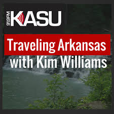 Arkansas travel desk images Traveling arkansas with kim williams kasu png