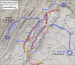 Winchester Virginia Map by File Jackson U0027s Valley Campaign May 21 June 9 1862 Png