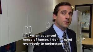 when i quote the office and no one laughs dundermifflin