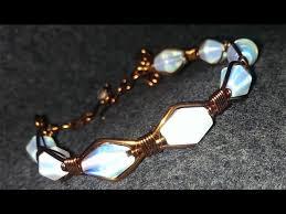 wire jewelry bracelet images Tutorial bracelet 3 how to make wire jewelry 117 lananh handmade jpg#4