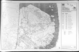 Map Of Hawaii Big Island Scholarspace At University Of Hawaii At Manoa Hawaii Geothermal