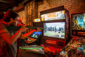 the top 10 bars with arcade games in toronto
