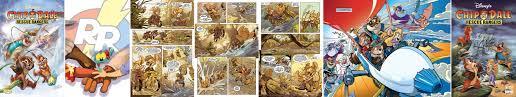 chip n dale rescue rangers aicn comics previews chip n dale rescue rangers dungeons