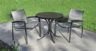 SABIA THE NEW LINE OF STONEWORKS OUTDOOR TABLE TOPS Commercial - Tropitone outdoor furniture