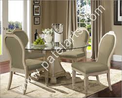 Silver Dining Room Set by Silver Dining Room Table