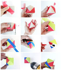 amazing origami decorations step by step part 14 how