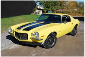 1970 camaro value camaro z28 rs
