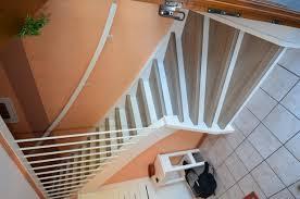 treppe mit laminat renovierung einer treppe mit podest und wangen in laminat jowi