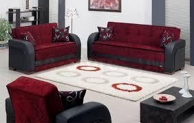 Burgundy Living Room Set 1258 00 Paterson 2 Pc Black And Burgundy Sofa Set Sofa And