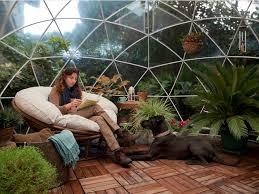 garden igloos transform your backyard business insider