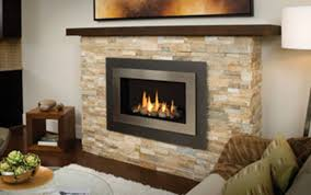 modern gas fireplace insert cool gas fireplace for home ideas