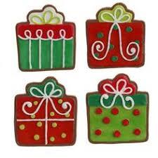 snowman santa sleigh cookies sugary sweet things cookie