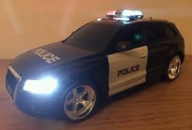 remote control police car with lights and siren police car audi q5 rechargeable radio remote control car siren
