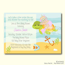 turtle baby shower sea turtle shower clipart