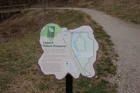 Michigan Trail Maps by Michigan Trail Tuesday Lepard Nature Preserve Kent County Parks
