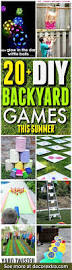 diy backyard games diy backyard ideas diy outdoor ideas 20