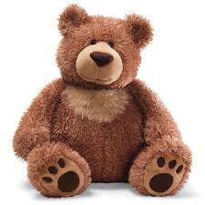 teddy bears gund slumbers teddy stuffed animal plush brown