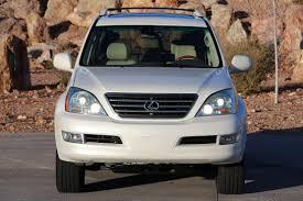 2004 lexus gx gx470 3rd row seats nav rear camera 240w sound sys