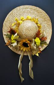 20 best straw hats images on pinterest straw hats hat crafts