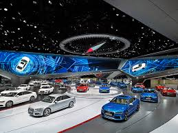 audi dealership design iaa international motor show u2013 audi ag excellence awards 2016