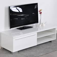 White Gloss Bedroom Shelves Tv Stands Tv Stands Monarch Glossy White Stand Wood Washed