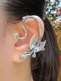 ear wraps of thrones inspired throne ear wrap sterling silver