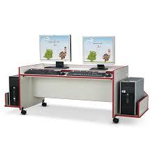 kids computer desk desk open front desk metal student