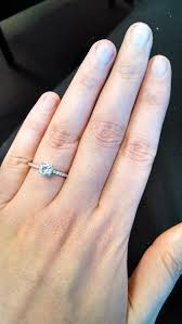 engagement rings size 8 size 8 ring finger bees weddingbee