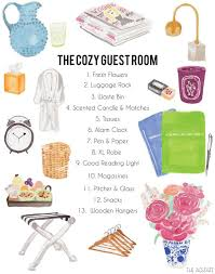Ideas For A Guest Bedroom - guest room bed u0026 breakfast ideas i would add to that list a fan