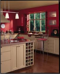 Red Color Kitchen Walls - 74 best red interiors images on pinterest red home decor ideas