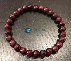 garnet bracelet images Garnet new moon beginnings jpg