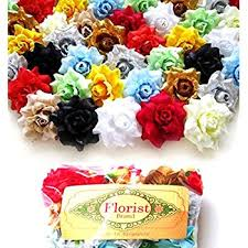 artificial flowers wholesale 100 assorted silk roses flower 1 75