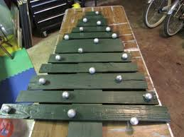 pallet wood christmas tree somethinfromnothinblog