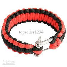 cord braid bracelet images 2018 nylon braided parachute cord bracelet survival bracelet with jpg