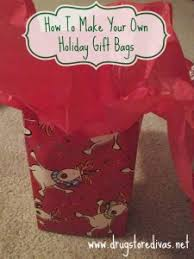 make your own gift bags 15 ways happy money saver