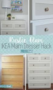 Malm Ikea Nightstand 6 Diy Hacks That Make This Ikea Dresser Look So Expensive Small