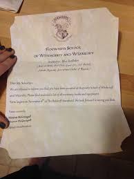 harry potter for life a movie marathon u0026 hogwarts letter creation