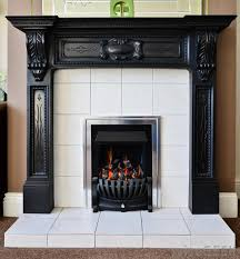 Fireplaces In Homes - what are hearth tiles with pictures