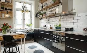 etageres de cuisine etagere de cuisine en bois etageres ouvertes tendance choosewell co