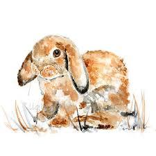bunny nursery bunny nursery woodland decor animal watercolor