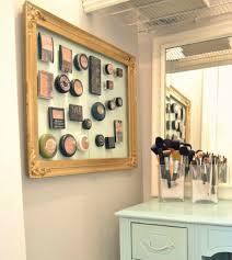bathroom makeup storage ideas brilliant makeup organizer ideas to try stylecaster inside wall